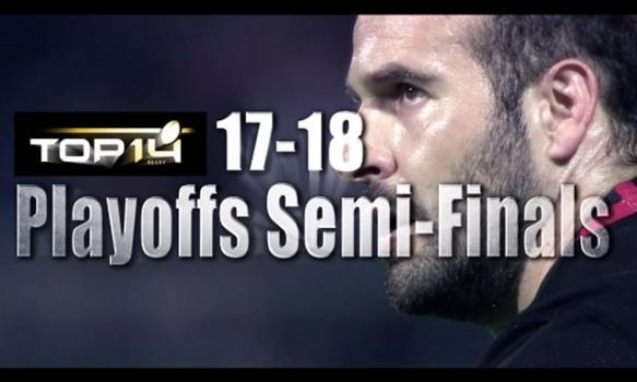 ラグビー フランスリーグ TOP14 ★プレーオフ準決勝 放送予定★