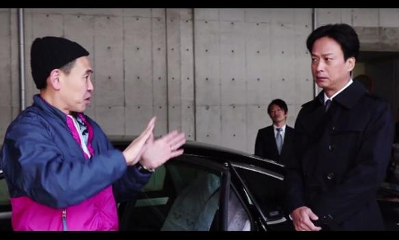 連続ドラマW 不発弾 〜ブラックマネーを操る男〜/コメント付きメイキング映像