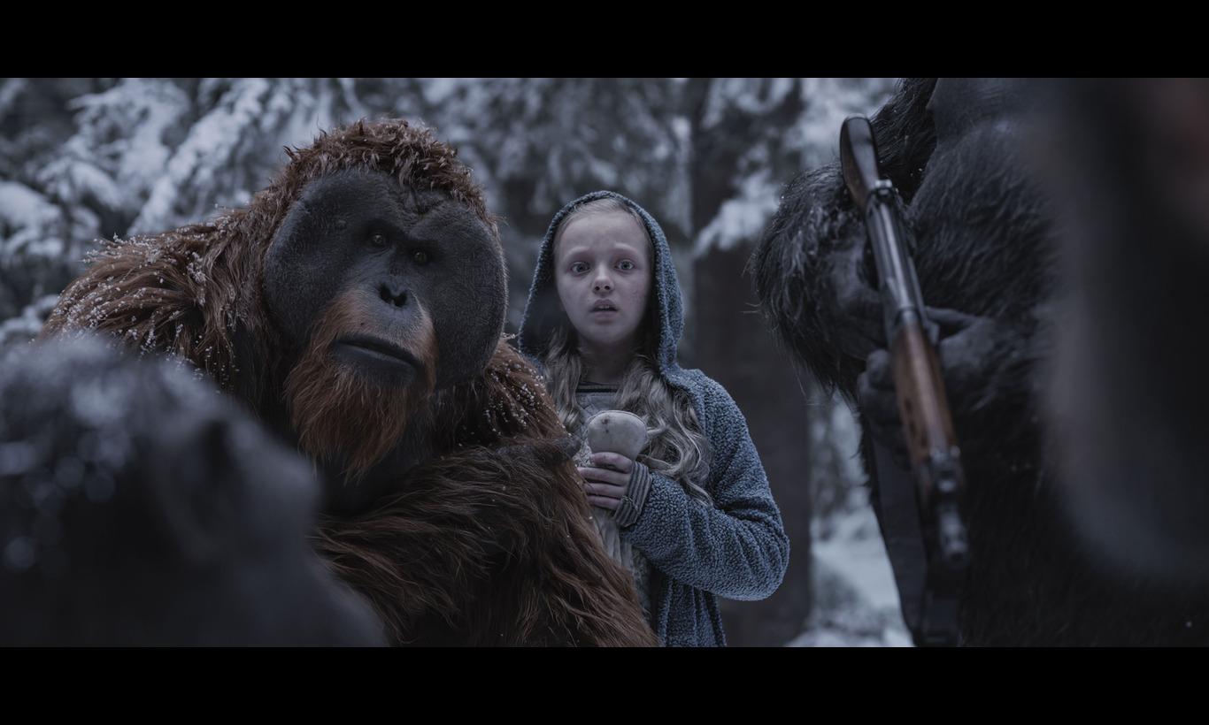 猿の惑星:聖戦記(グレート・ウォー)