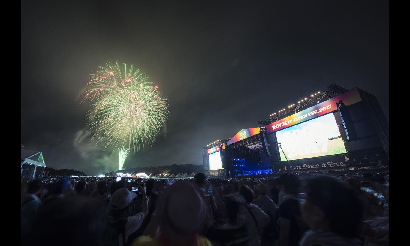 ROCK IN JAPAN FESTIVAL 2018 速報!