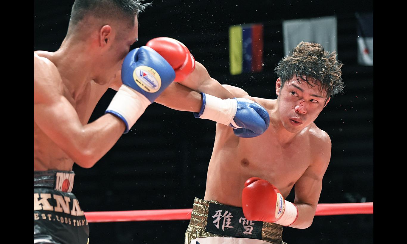 エキサイトマッチ~世界プロボクシング 伊藤雅雪、世界初挑戦!