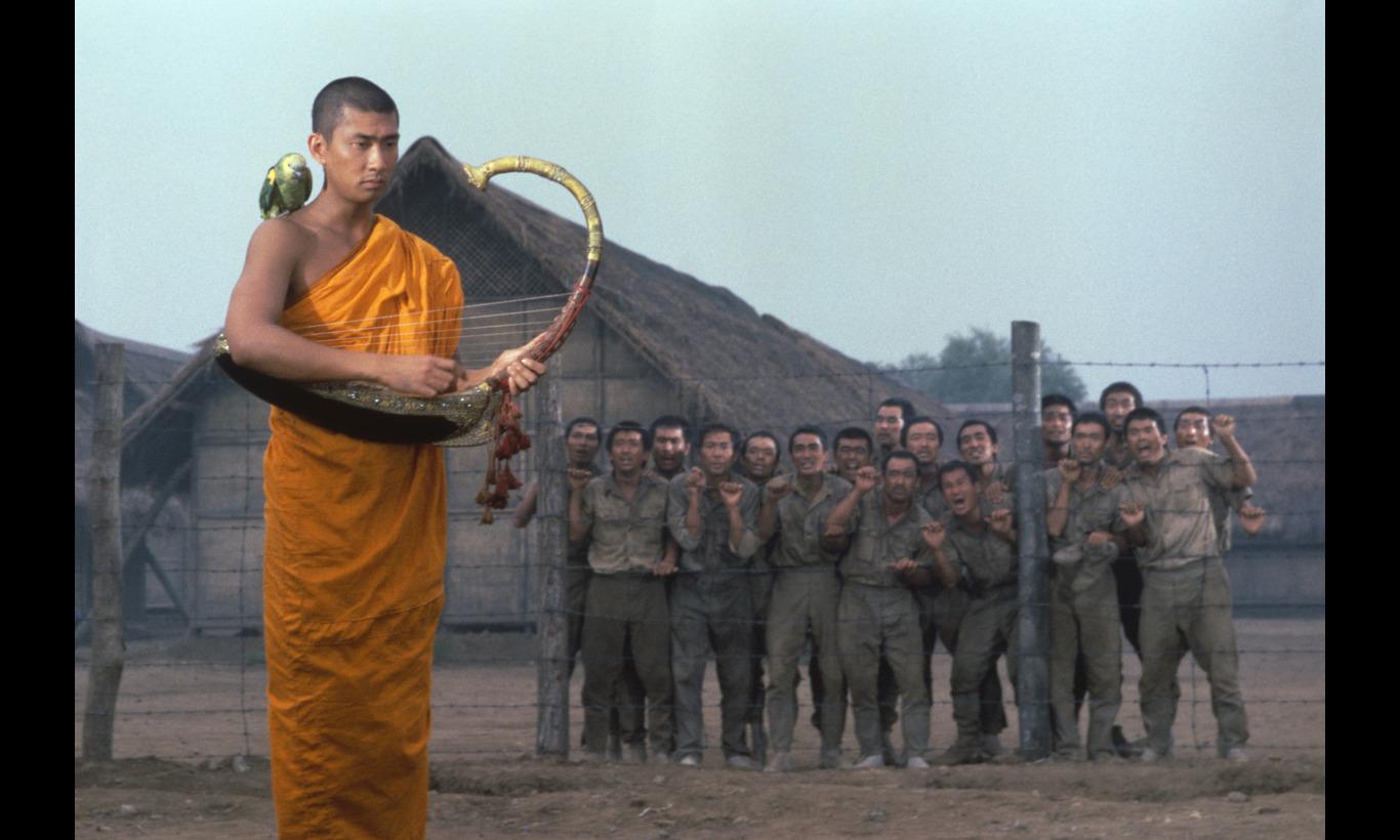 ビルマの竪琴(1985)   映画   WO...