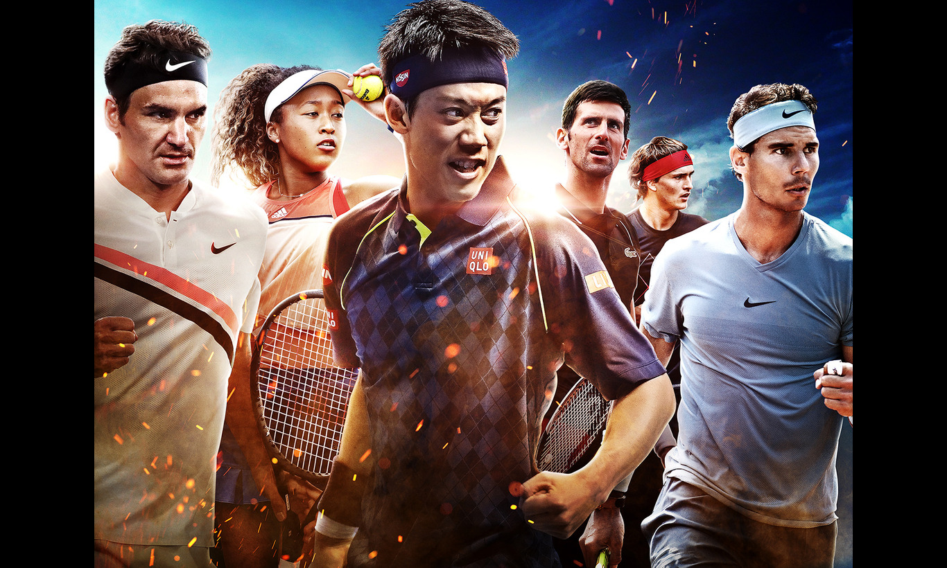 全米オープンテニス