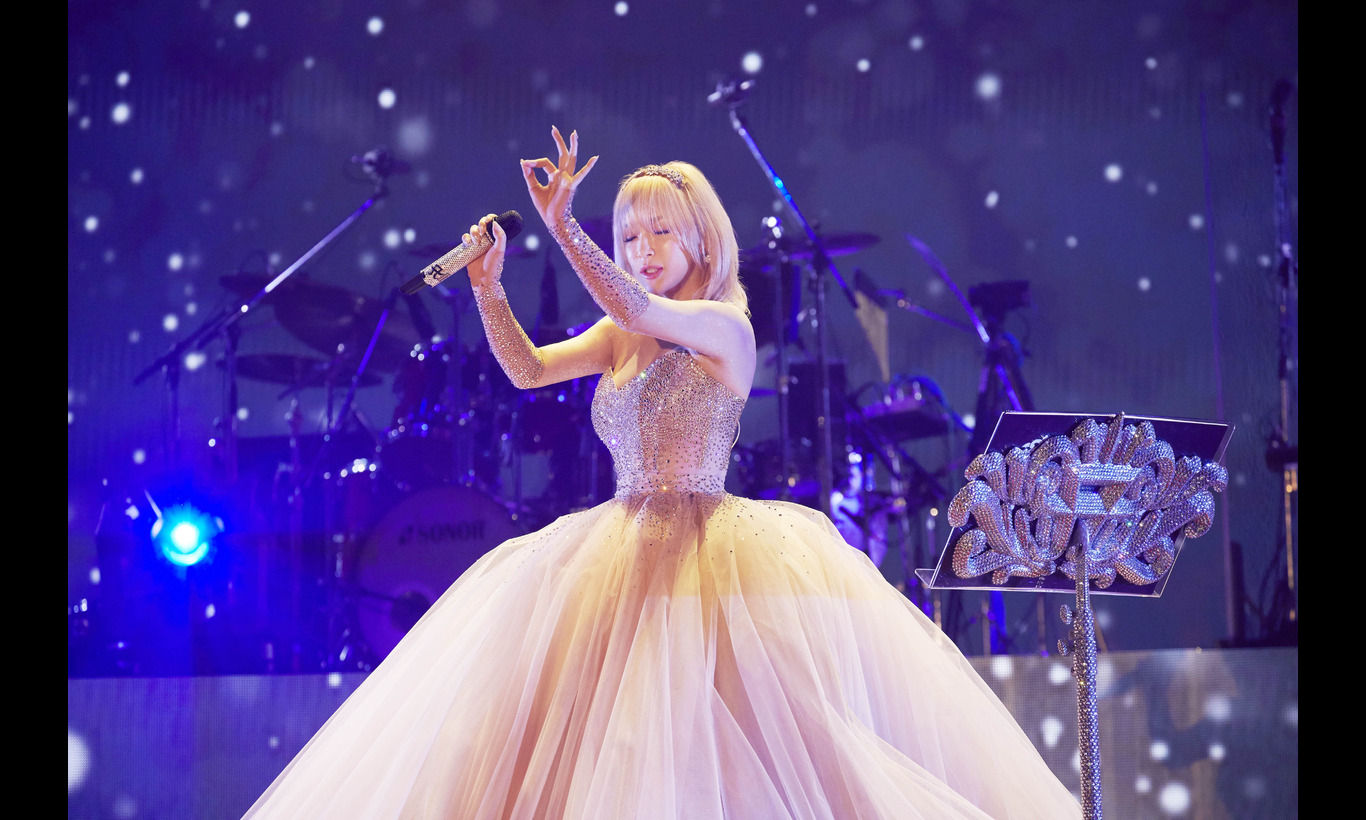 浜崎あゆみ ayumi hamasaki ARENA TOUR 2018 ~POWER of MUSIC 20th Anniversary~