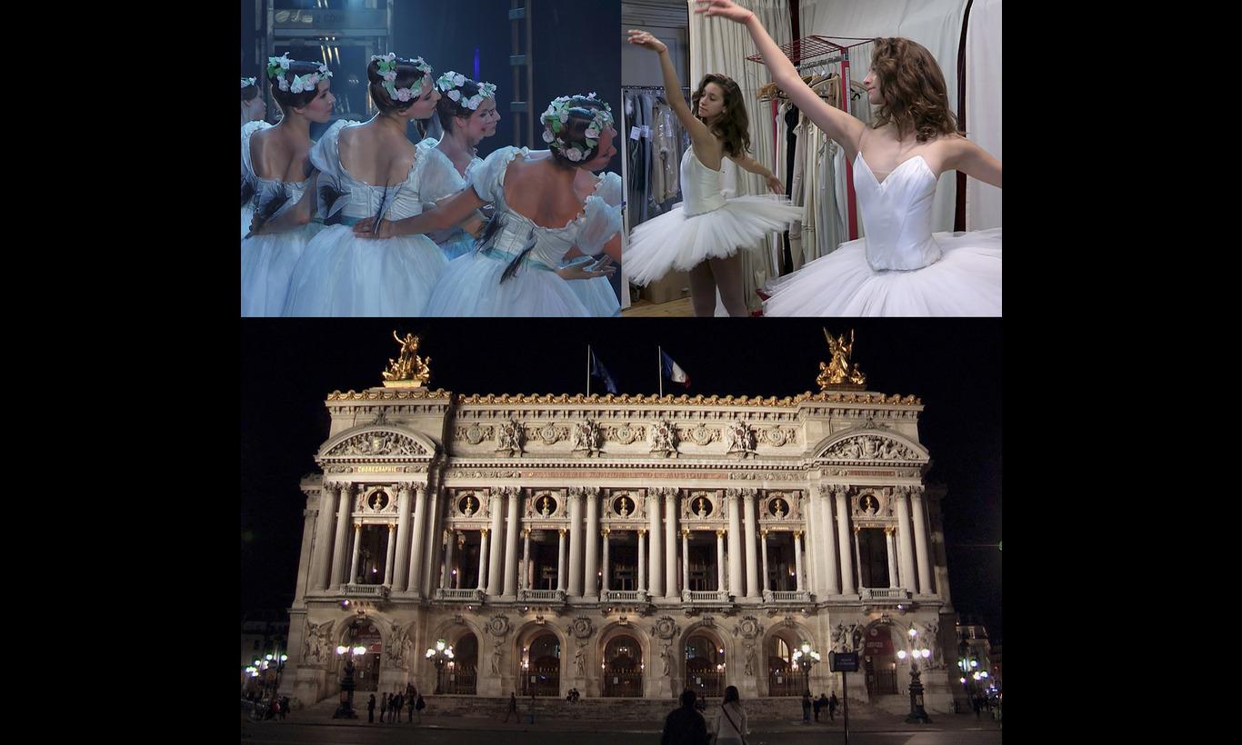 明日のエトワール。2 ~5年後のパリ・オペラ座バレエ学校~