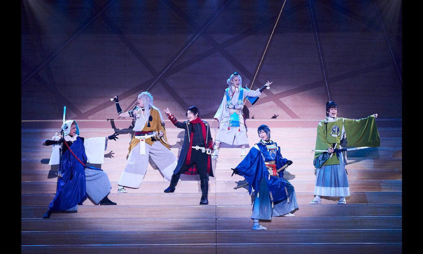 ミュージカル『刀剣乱舞』