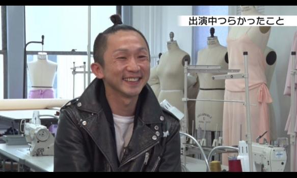 日本人デザイナー ケンタロウ・カメヤマ インタビュー 第2弾
