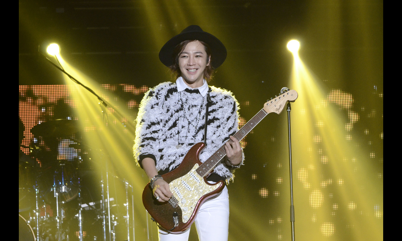 チャン・グンソク「JANG KEUN SUK LIVE IN JAPAN 2015」