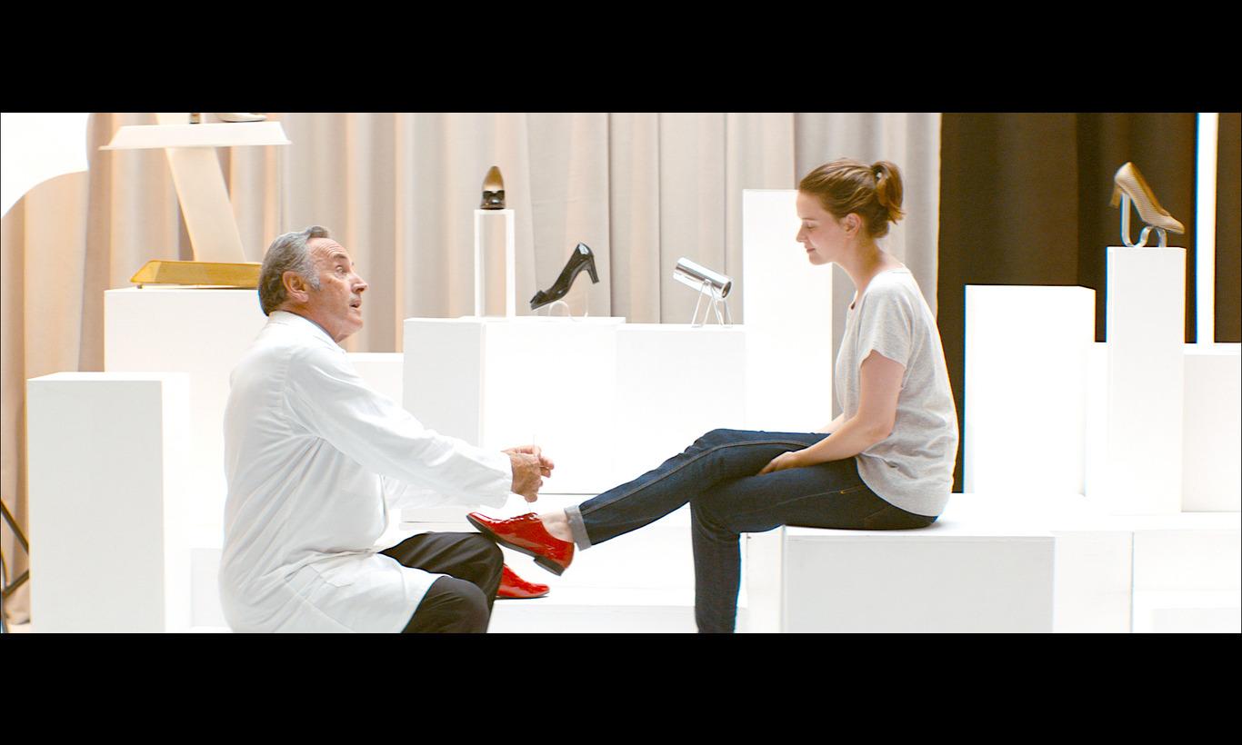 ジュリーと恋と靴工場