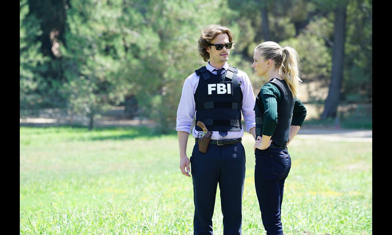 クリミナル・マインド13 FBI行動分析課