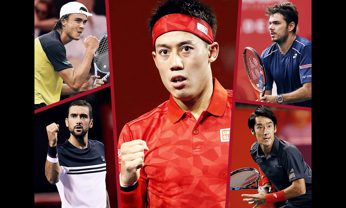 楽天ジャパンオープンテニス2018