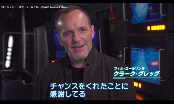 100話記念!キャストインタビュー/エージェント・オブ・シールド5