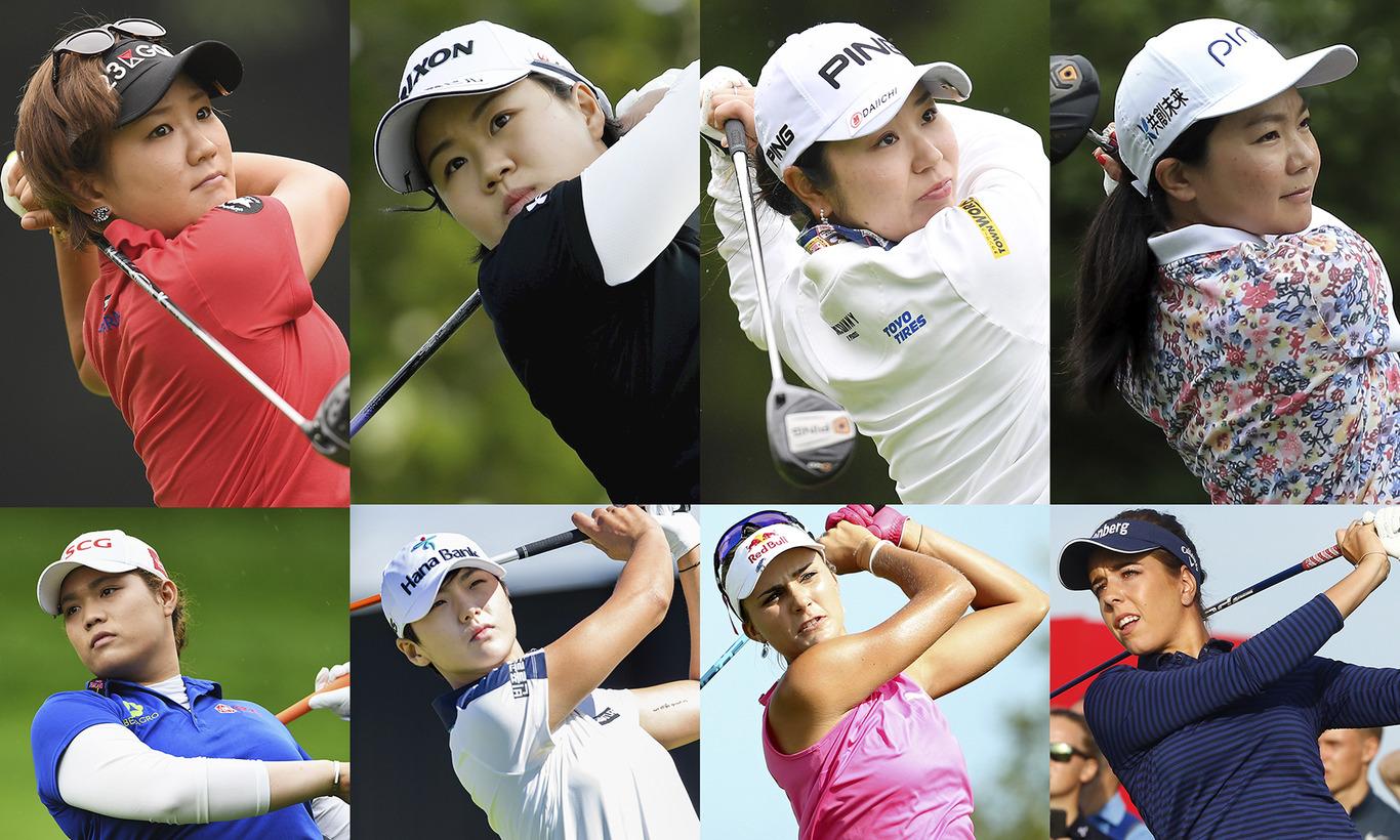 日本代表出場!女子ゴルフ世界一決定戦 ULインターナショナル・クラウン