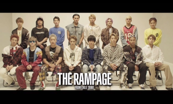 THE RAMPAGE from EXILE TRIBE × WOWOW/プロモーション映像