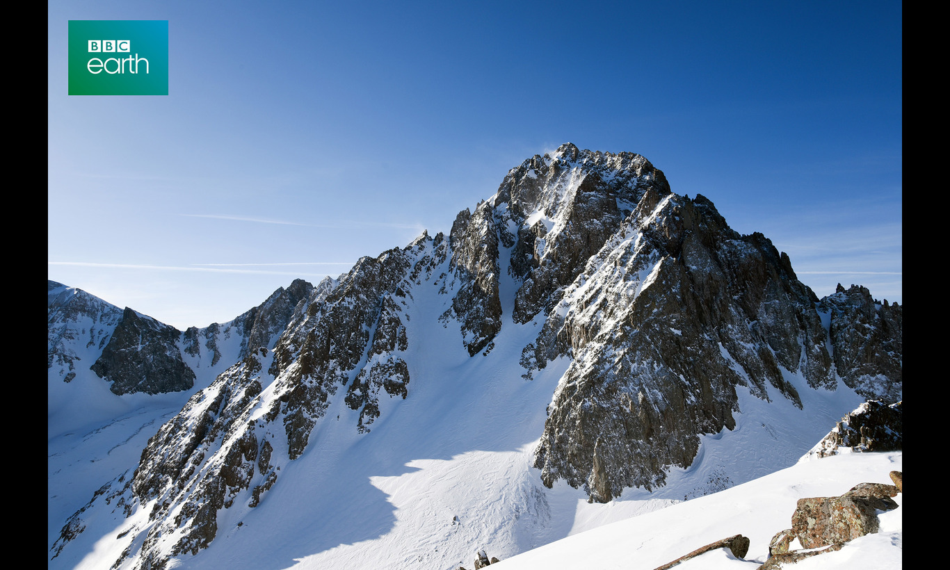 BBC Earth 2018 ワイルド・マウンテン 荘厳なる峻嶺