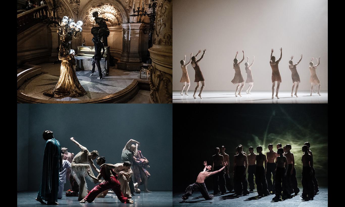 パリ・オペラ座バレエ団「4つの小品」