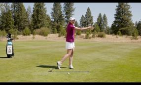 アニカ・ソレンスタムのゴルフ塾