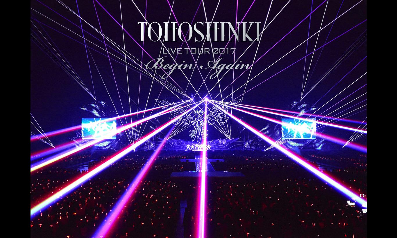 東方神起 LIVE TOUR 2017 ~Begin Again~ BACK STAGE DOCUMENTARY