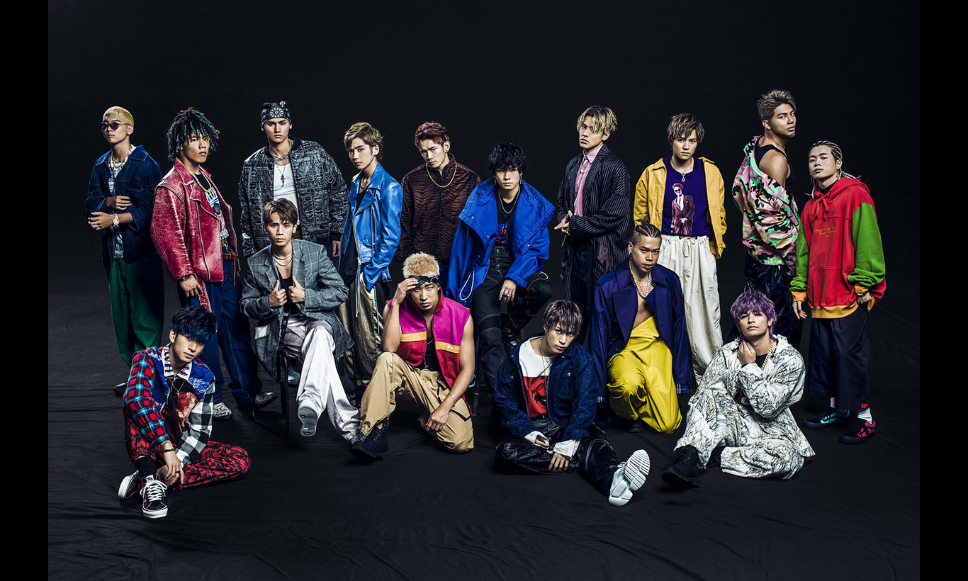 THE RAMPAGE from EXILE TRIBE × WOWOW