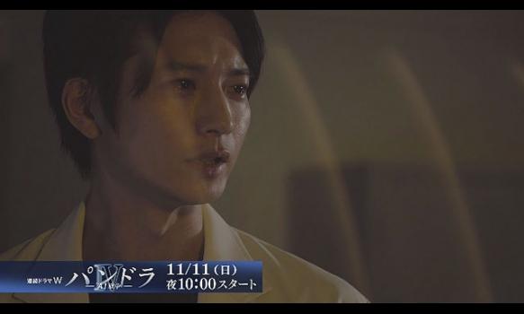 連続ドラマW パンドラIV AI戦争/プロモーション映像(60秒)