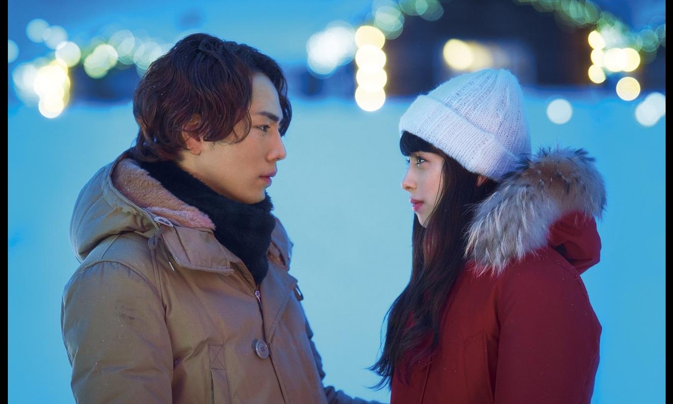 あの冬の名曲ラブソングが映画に!「雪の華」の世界