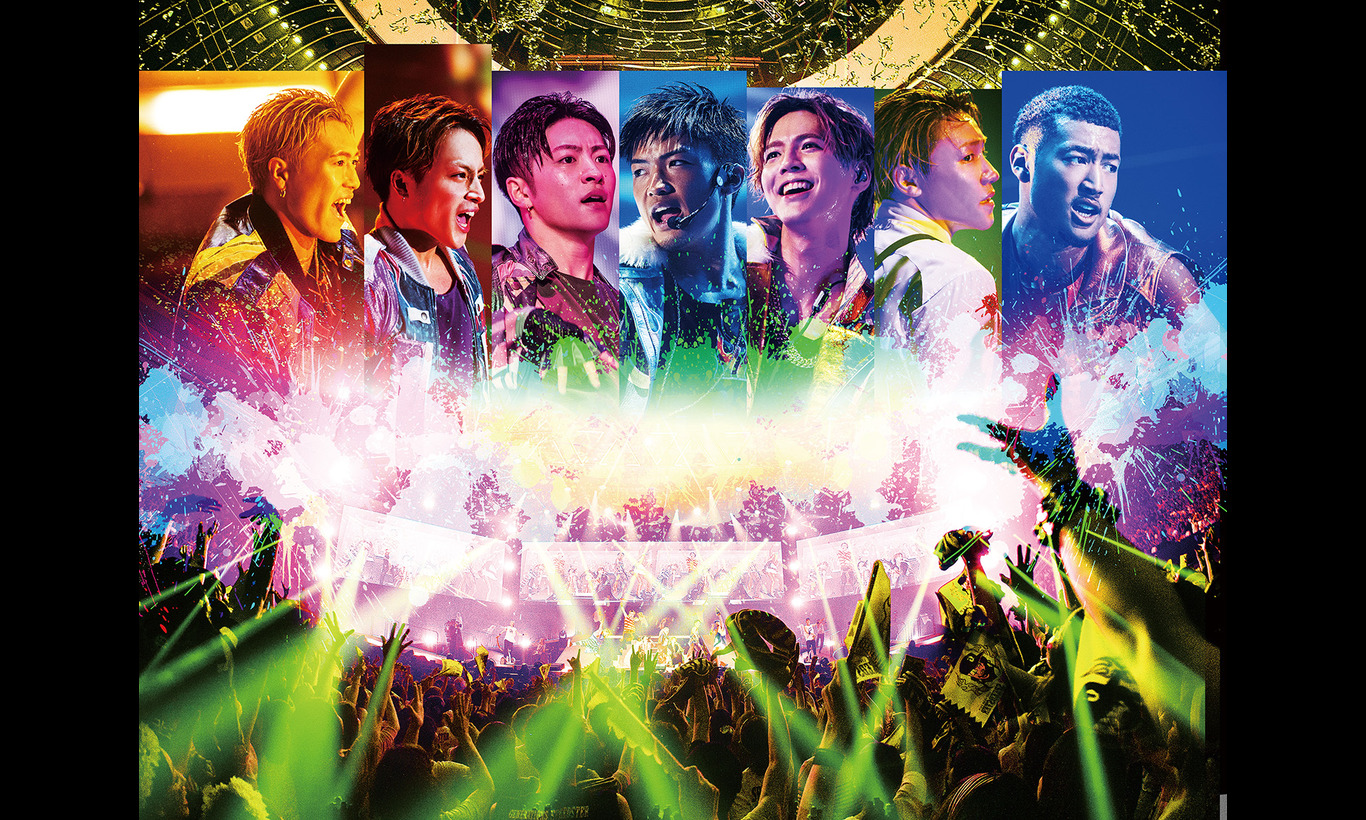 "GENERATIONS LIVE TOUR 2016 ""SPEEDSTER"""