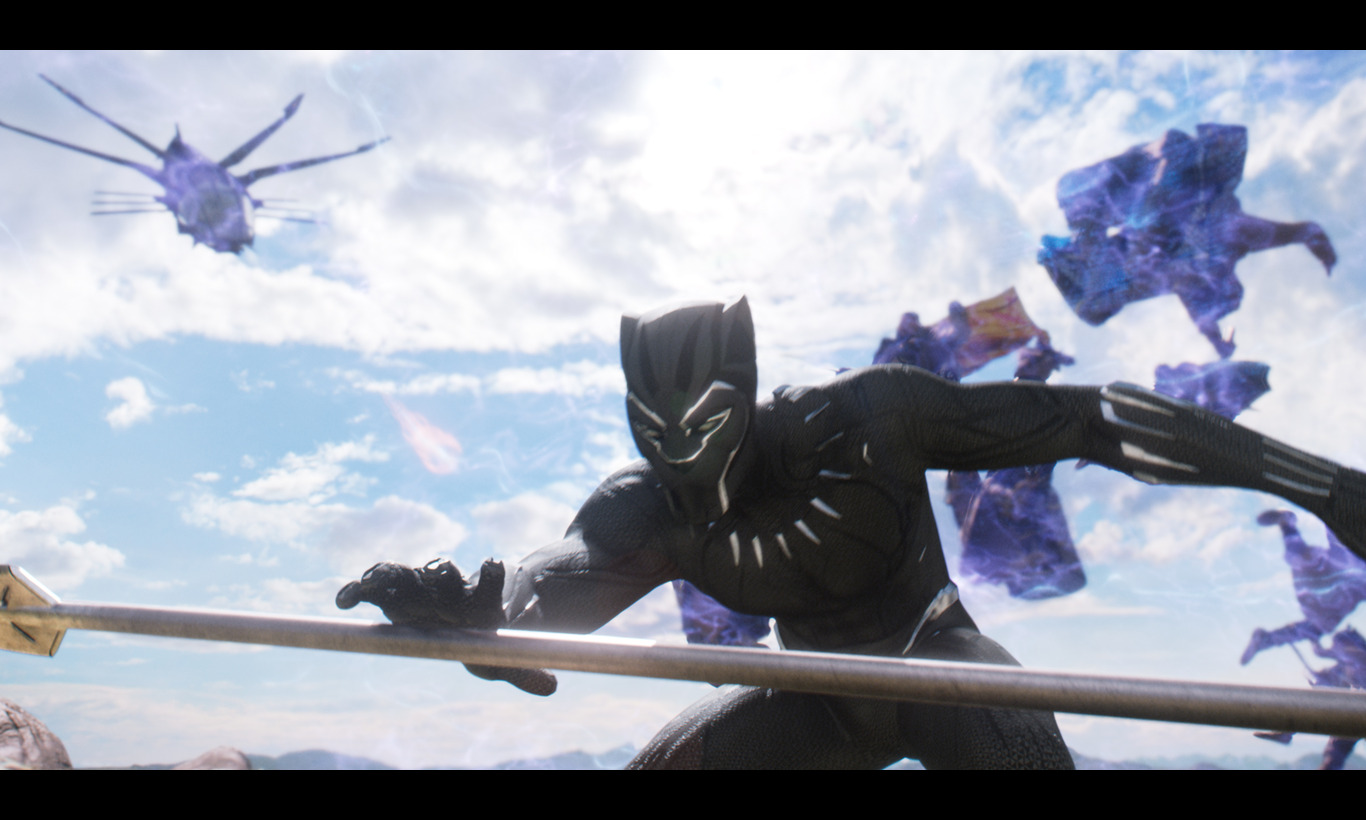 ブラックパンサー