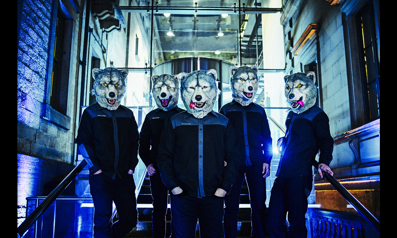 MAN WITH A MISSION presents Chasing the Horizon Tour 2018