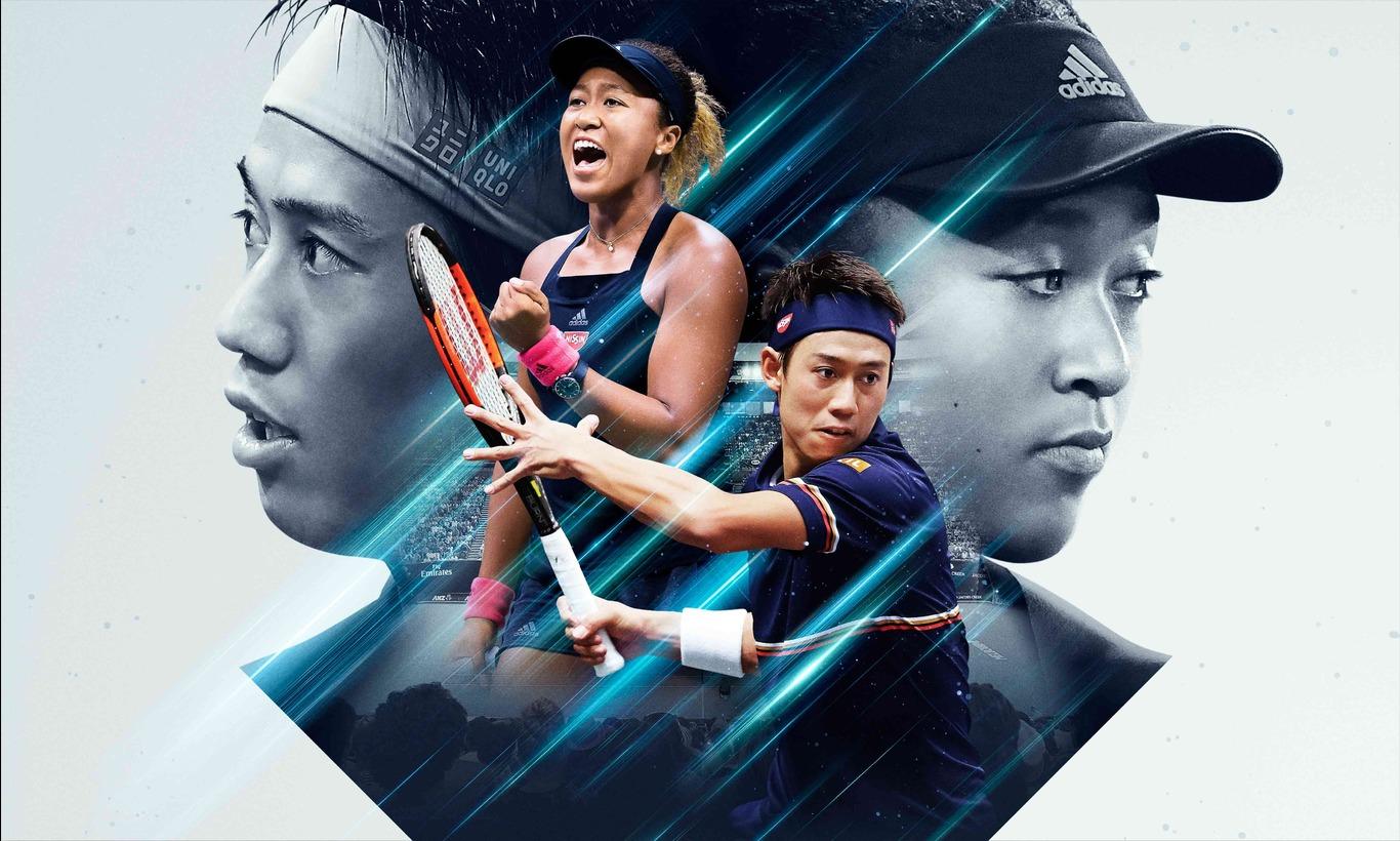 全豪オープンテニス2019