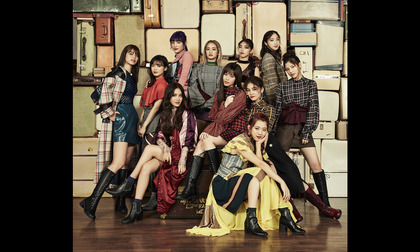 E-girls Music Video Collection