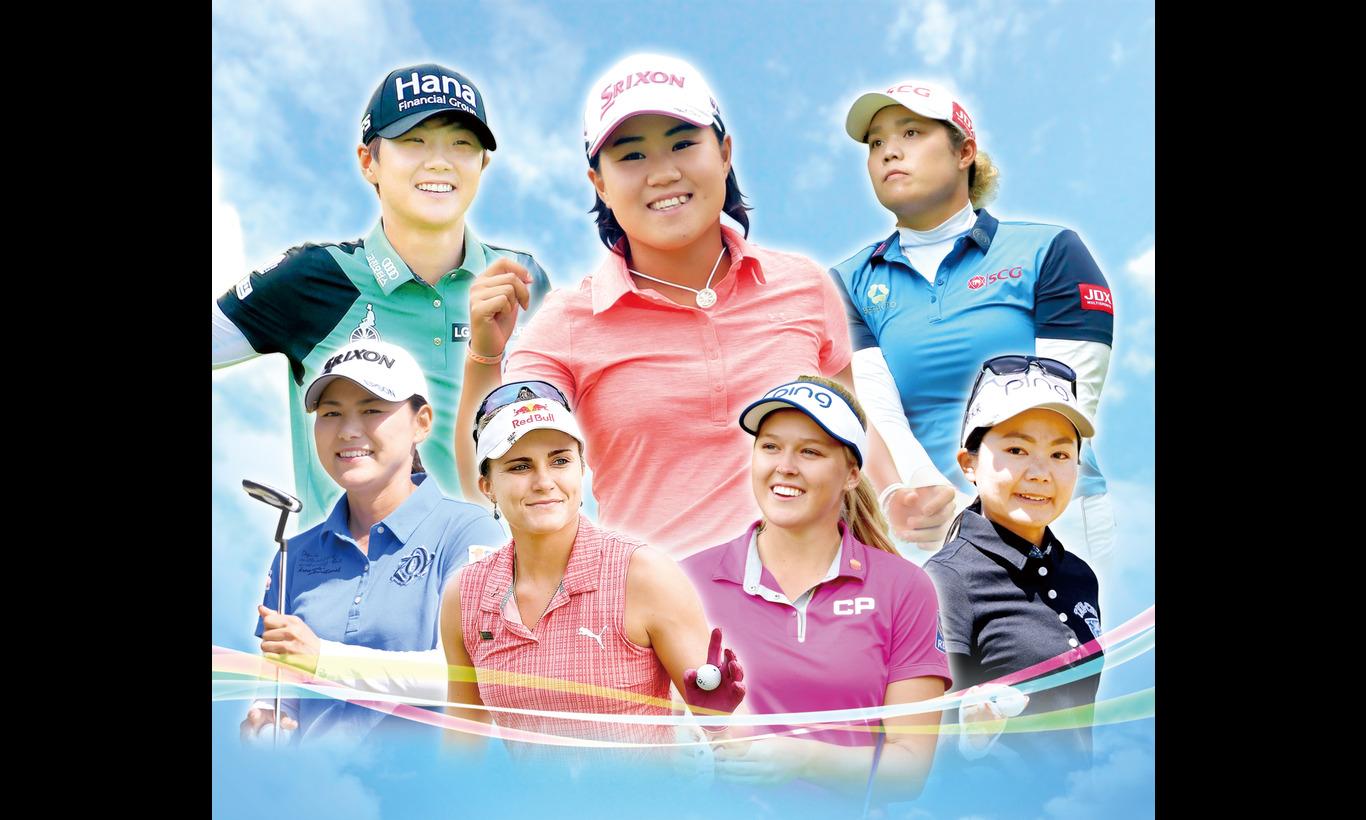 LPGA女子ゴルフツアー2019