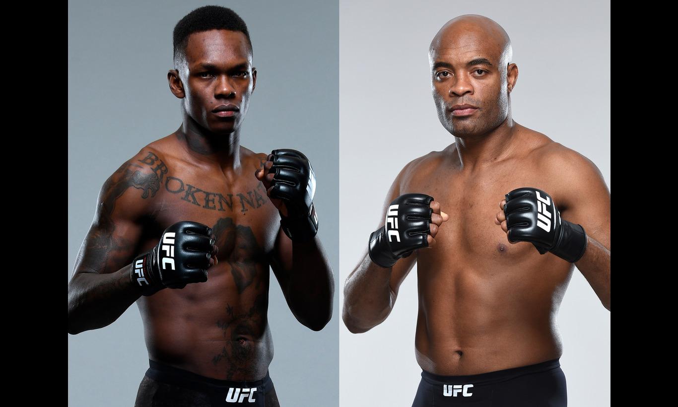 UFC-究極格闘技- UFC234 in メルボルン