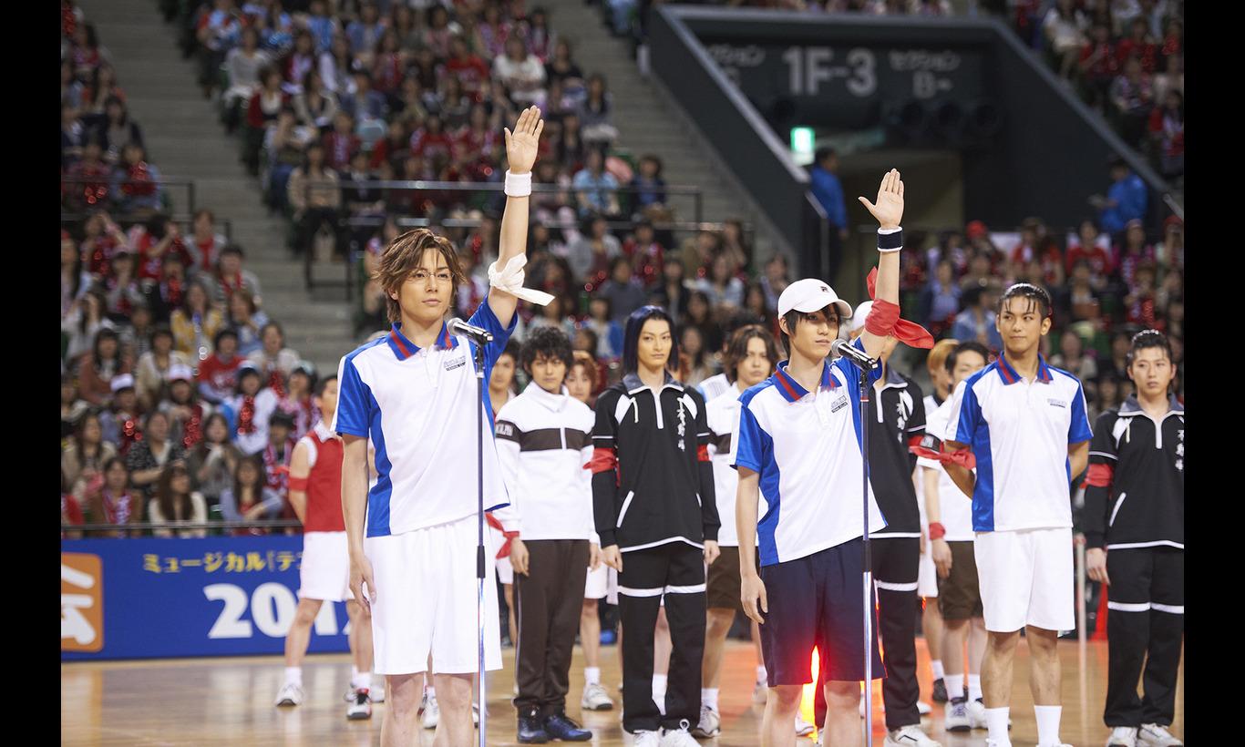 ミュージカル『テニスの王子様』春の大運動会2012