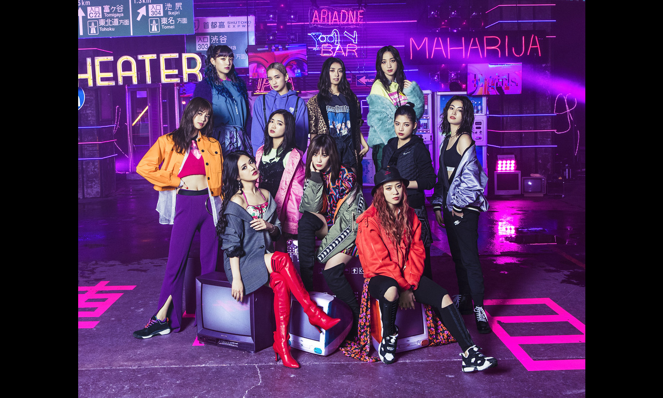E-girls WOWOW Special ~Kick Off~