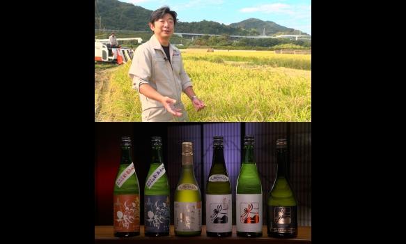 銘酒誕生物語4K 神奈川県:いづみ橋 継承と革新が生んだ至極の酒:神奈川編