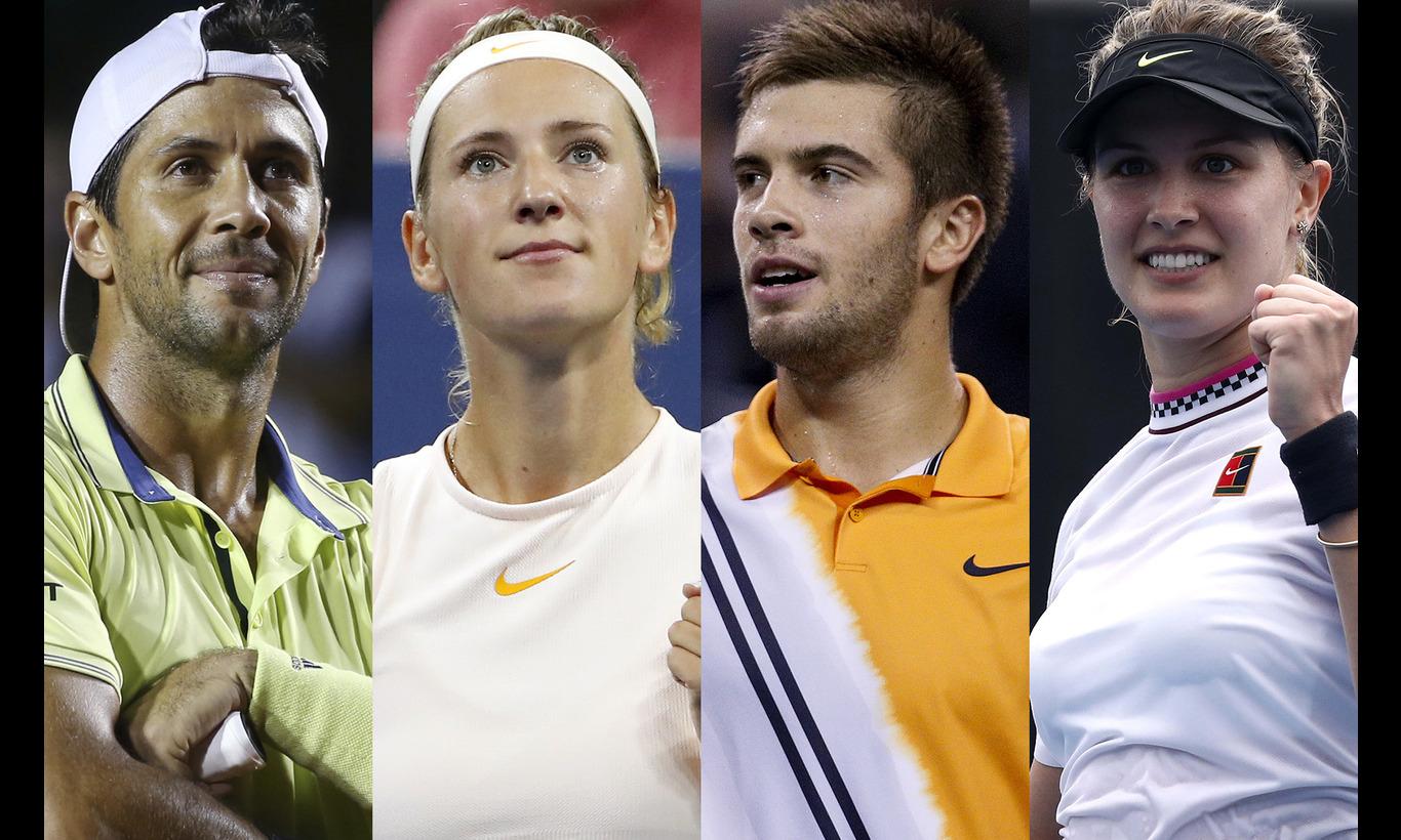 ワールドテニスチャレンジ2019 ハイライト