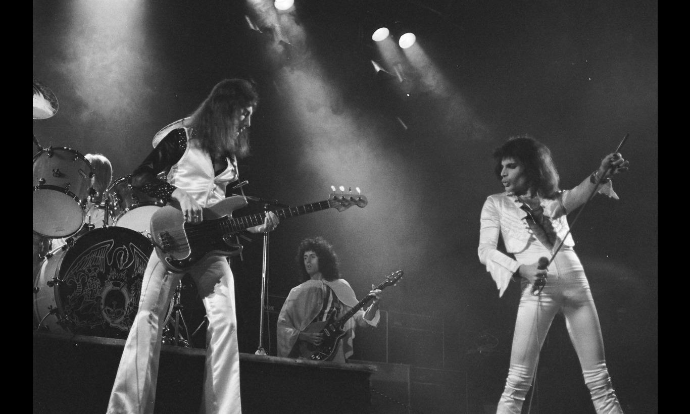 クイーン オデオン座の夜 ~ハマースミス 1975