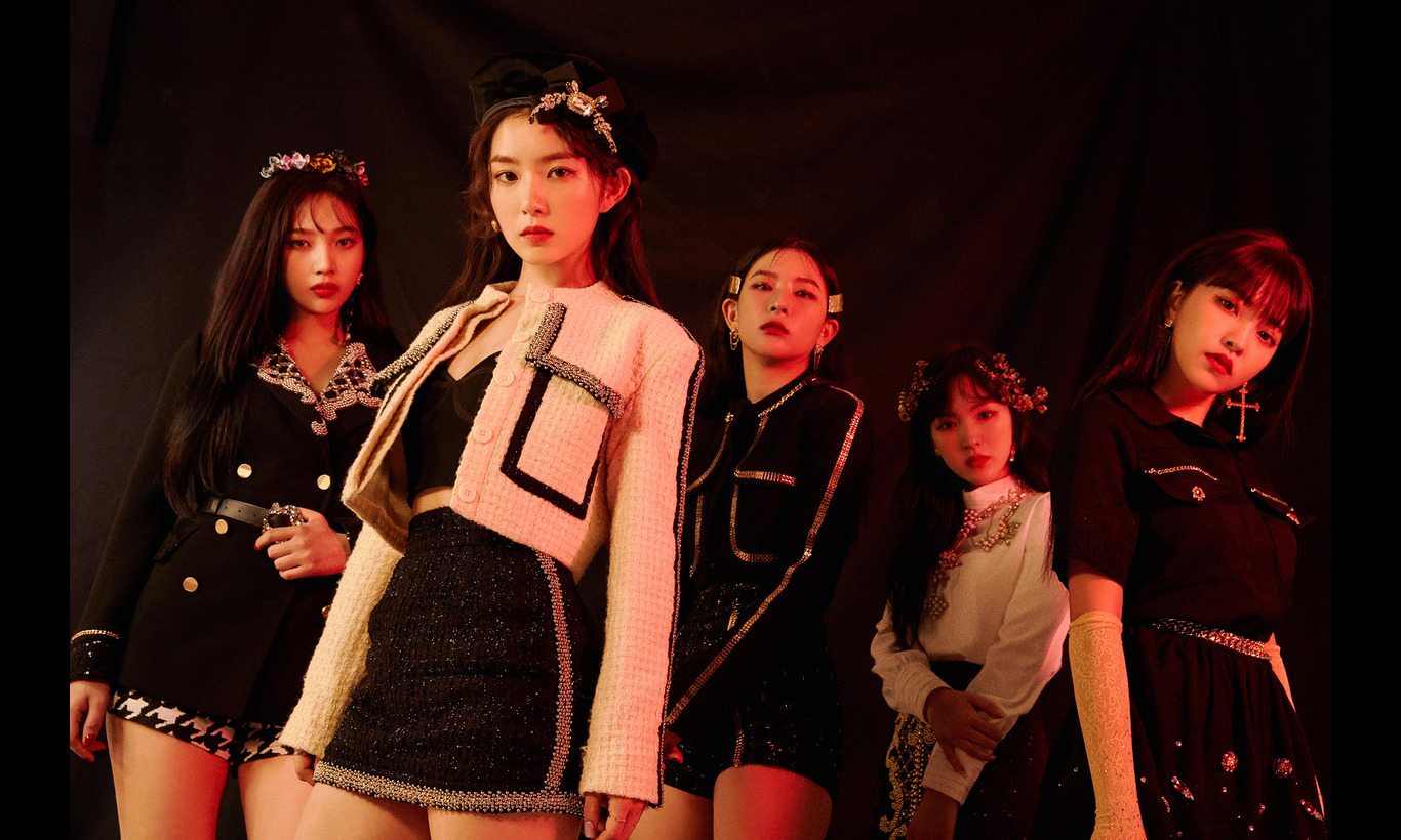 "Red Velvet ARENA TOUR in JAPAN ""REDMARE"""