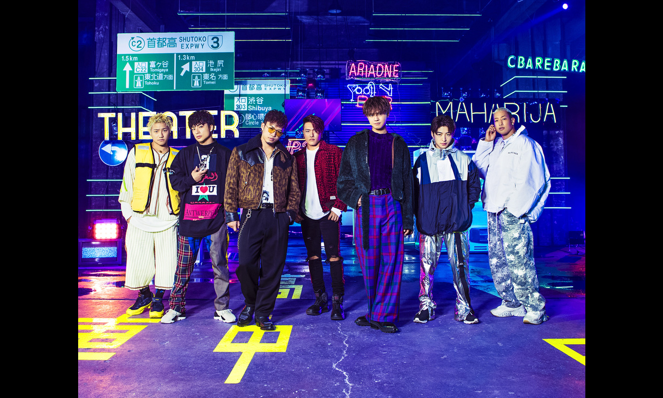 GENERATIONS from EXILE TRIBE Music Video Collection