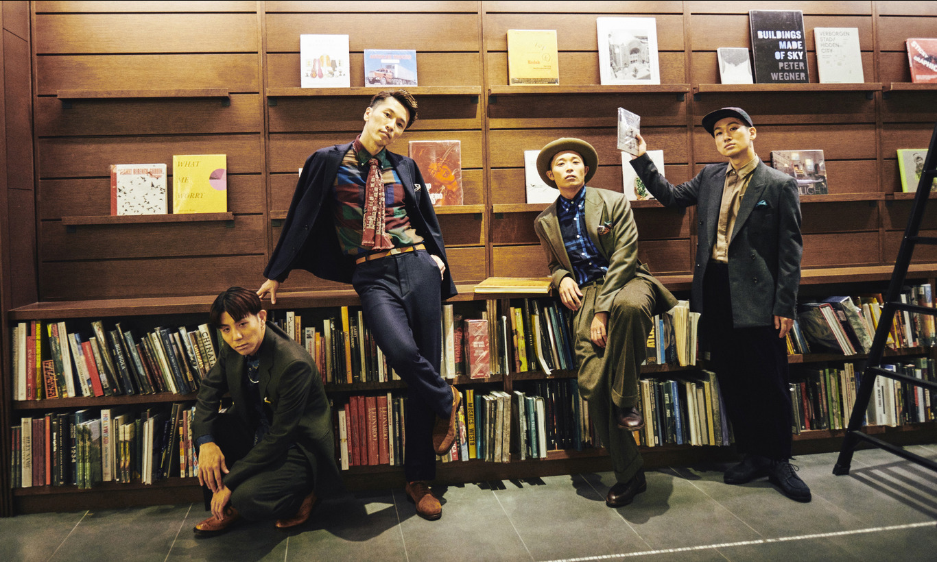 s**t kingz 「The Library」