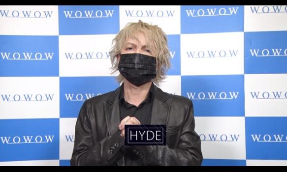 【DAY-2】HYDE コメント映像