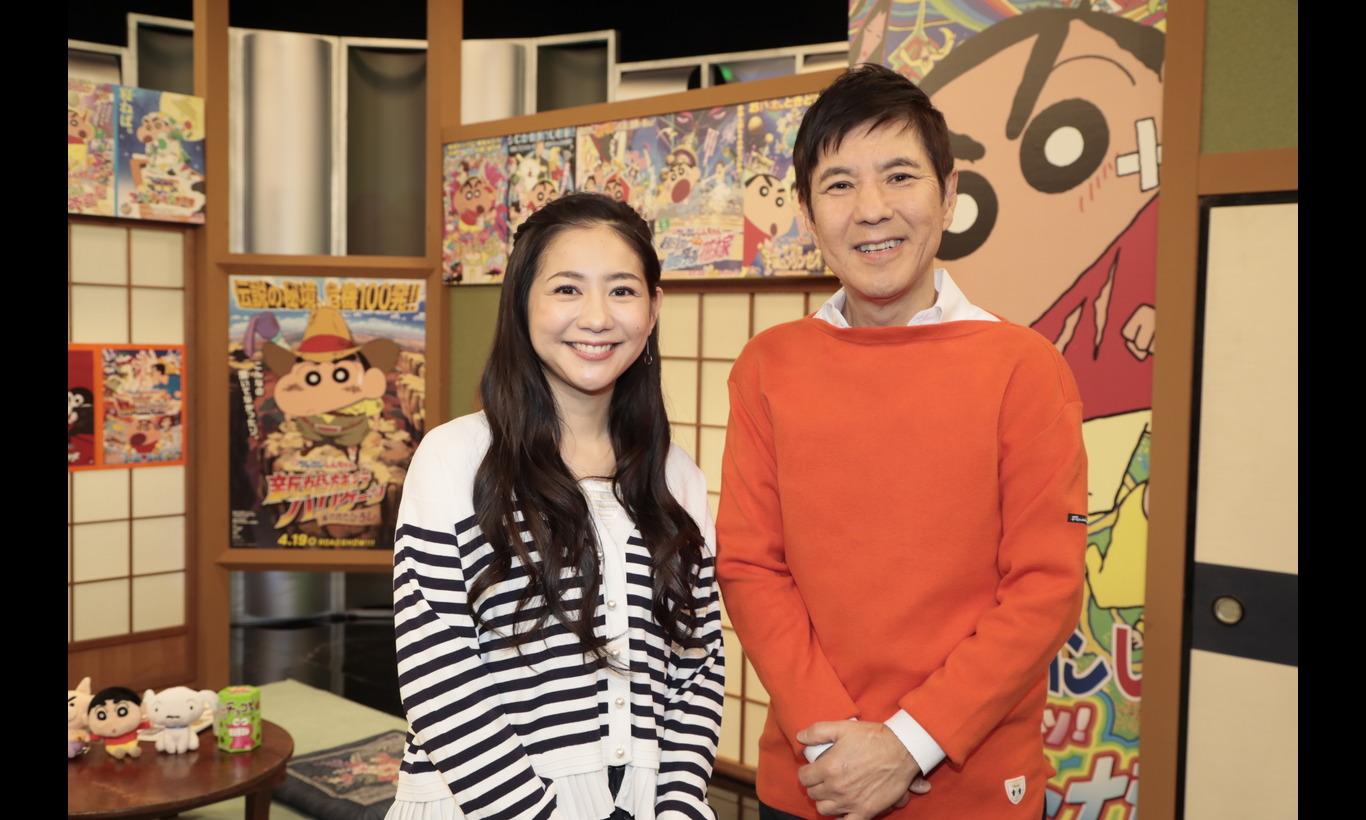 「映画クレヨンしんちゃん」最新作公開記念特番