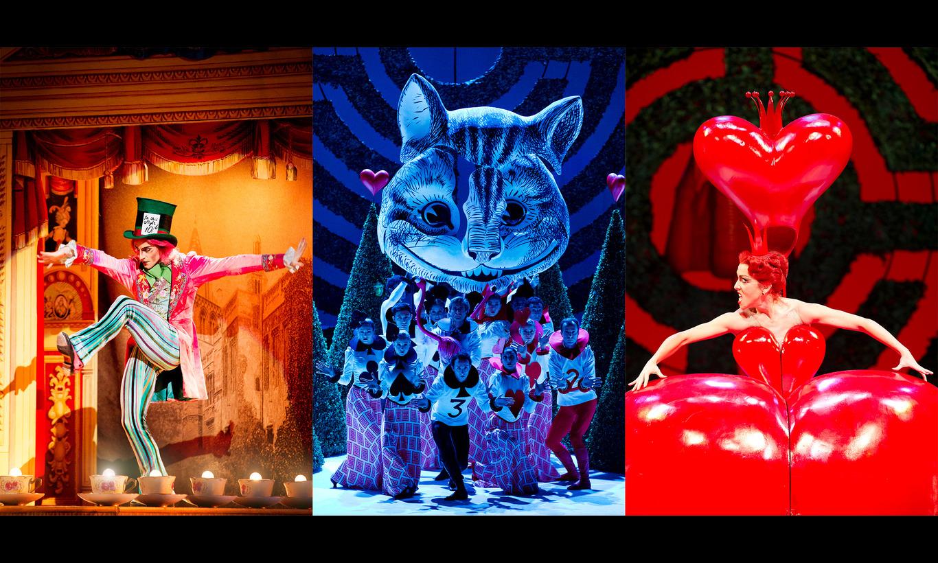 英国ロイヤル・バレエ団「不思議の国のアリス」