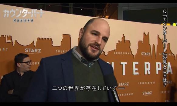 キャスト・スタッフインタビュー/ジョーダン・ホロウィッツ