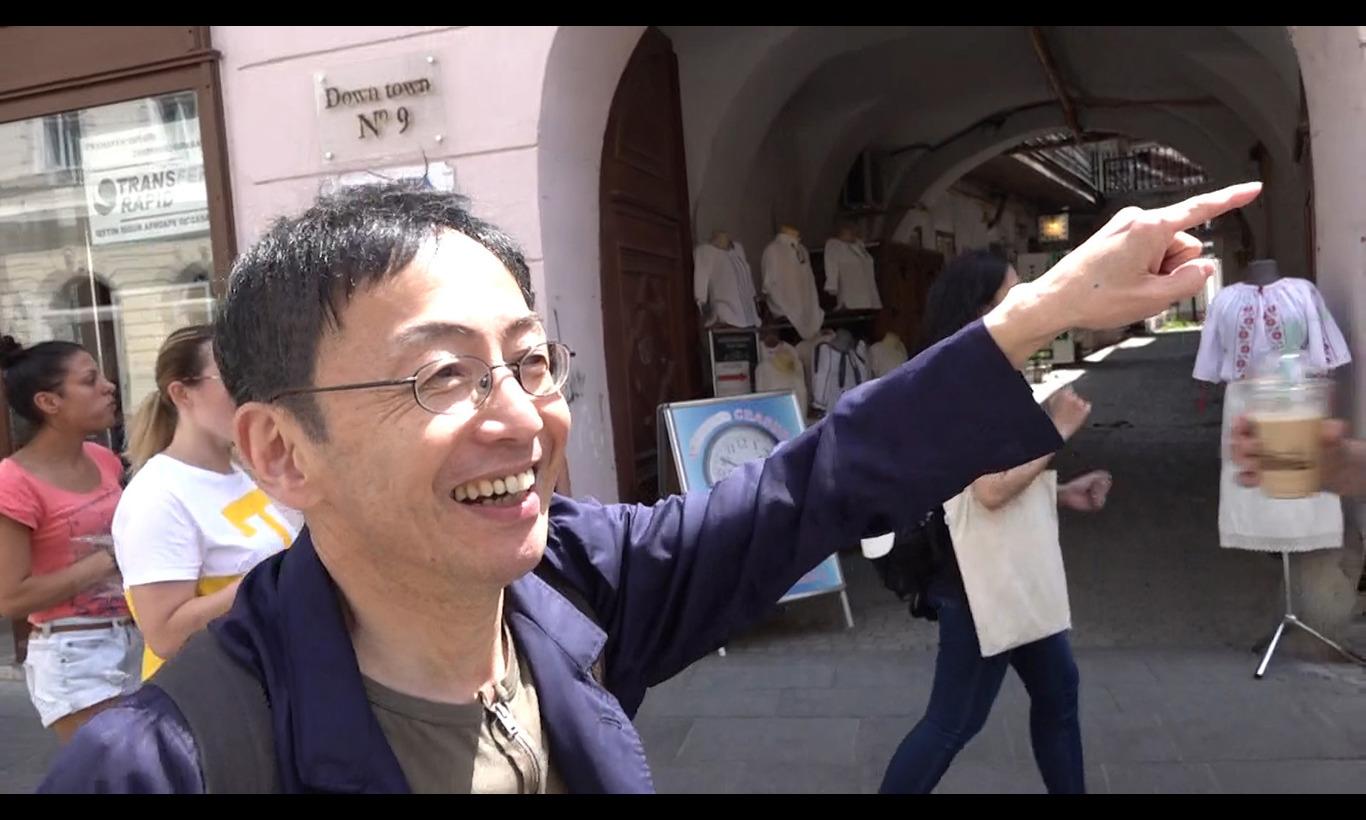 超・演劇人 野田秀樹 密着555日