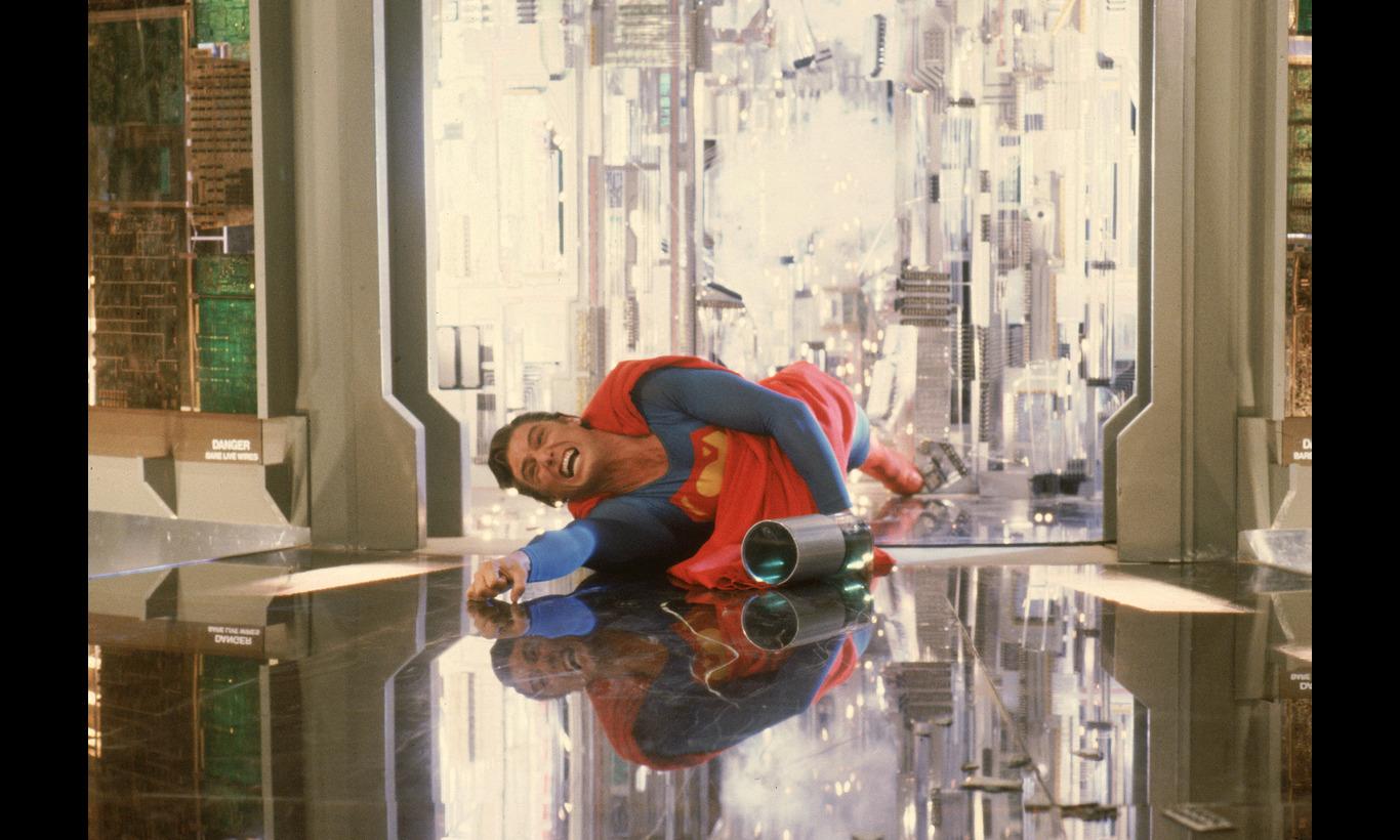 スーパーマンIII/電子の要塞