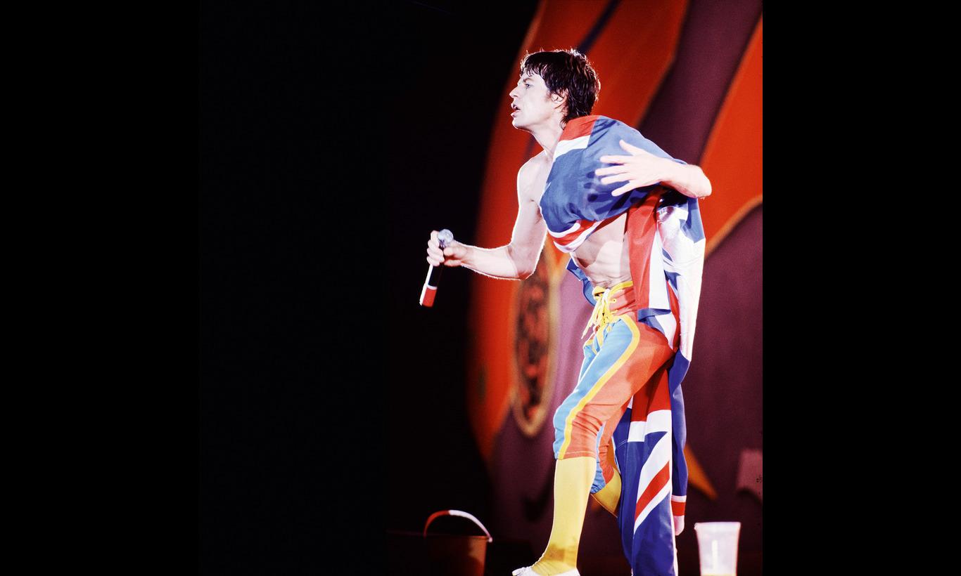 ザ・ローリング・ストーンズ ライブ・イン・リーズ 1982