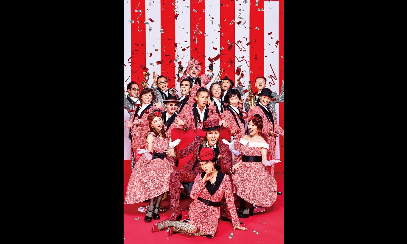 米米CLUB「a K2C ENTERTAINMENT TOUR 2019~おかわり~」