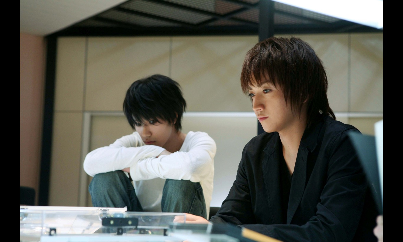 DEATH NOTE the Last name