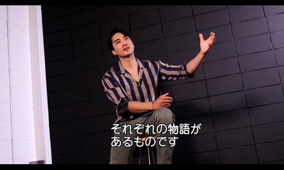 ソン・スンホン  インタビュー動画 vol.2